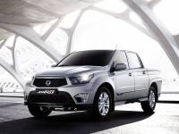 SsangYong New Actyon Sports: краткий обзор